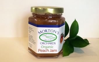 Palisade Peach Jam