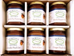 Best organic peach jams